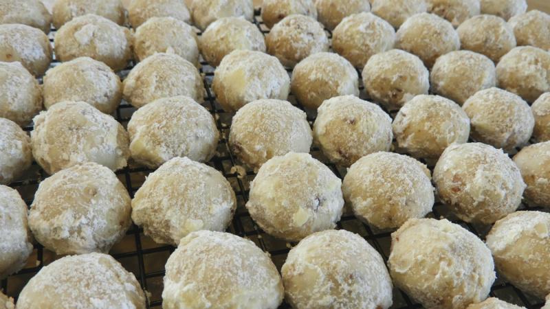Short Bread Balls - Feature 2