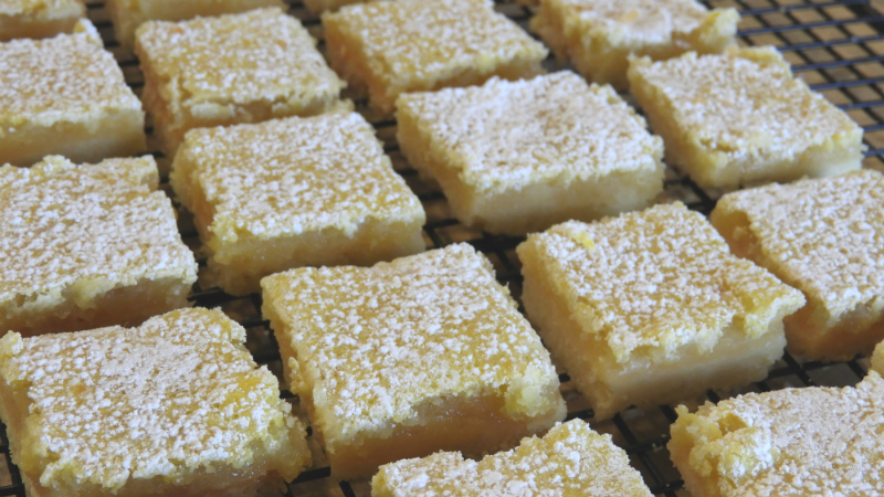 Lemon Bars - Feature 2