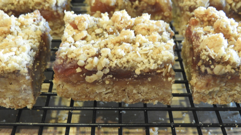 Date Bars No. 1 - Feature