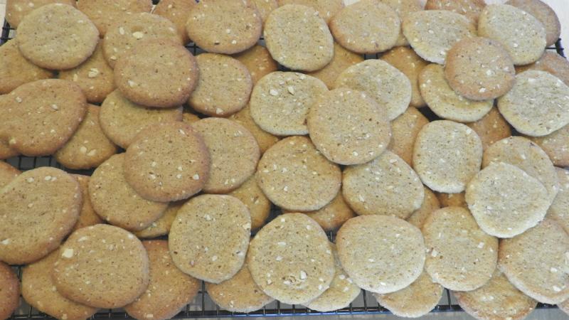 Cinnamon Refrigerator Cookies - Feature