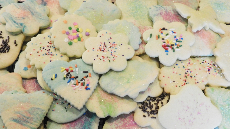 Maude's Butter Cookie Recipe - Feature