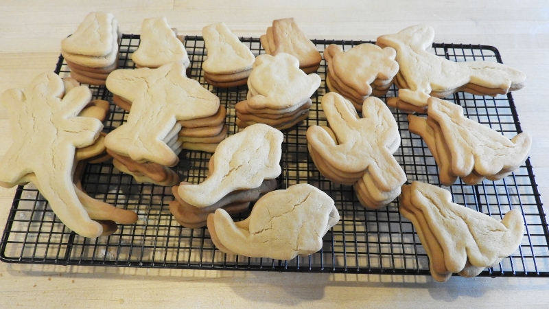 Brown Sugar Cookies - Feature 2