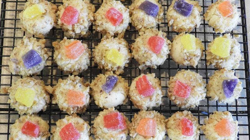 Rich Butter Cookies - Feature 2