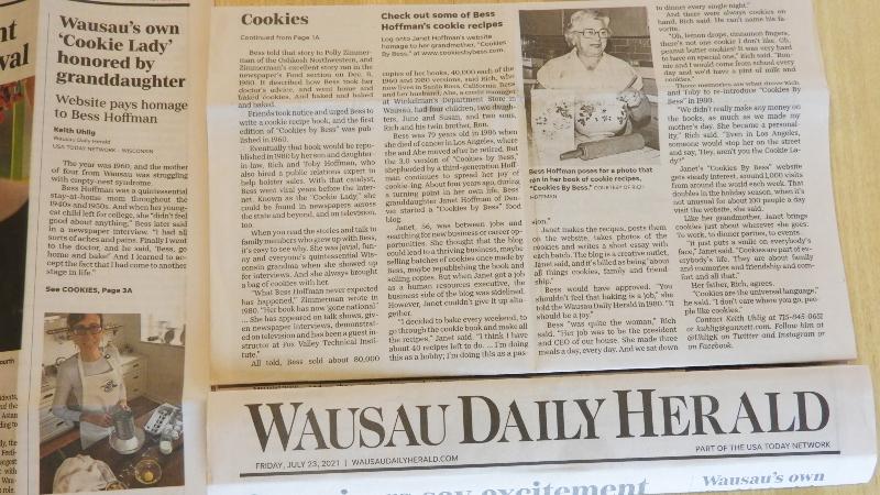 Newpaper article 2